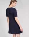 A-Line Dress With Smocking Detailing