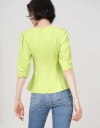 Sleeved Asymmetric Top