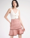 Guipure Lace Skirt