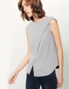 Asymmetric Overlayed Top
